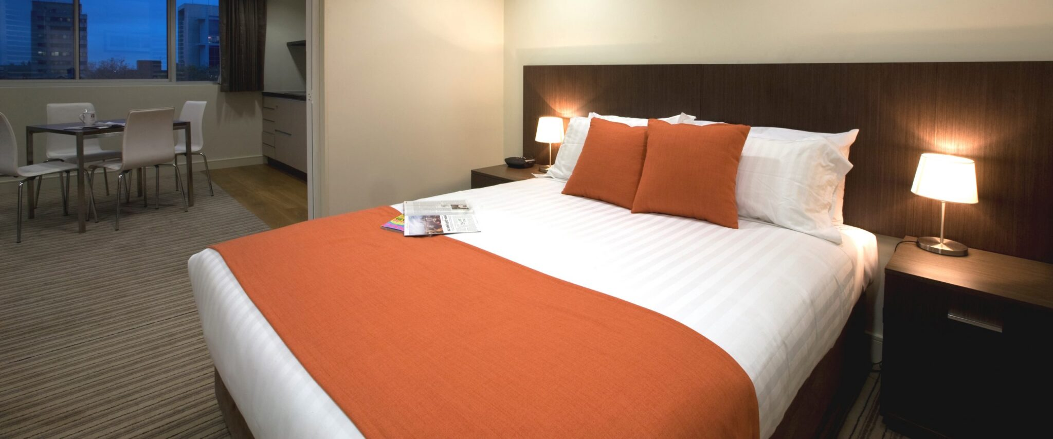 Accommodation for delegates Melbourne