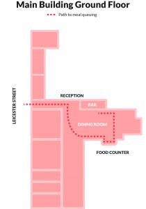 Main Building Ground Floor