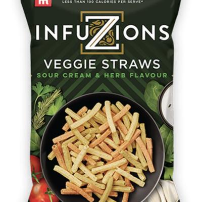 veggie straws